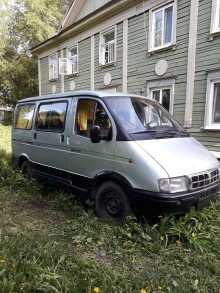 ГАЗ 2217 Баргузин, 2002 г., Томск