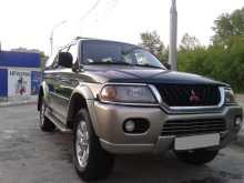 Новосибирск Montero Sport 2000