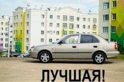 Hyundai Accent, 2007 г., Кемерово