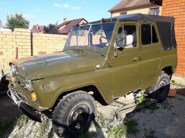 УАЗ 3151, 1989 год, 55 000 руб.