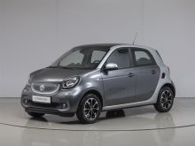 Smart Forfour, 2016 г., Москва