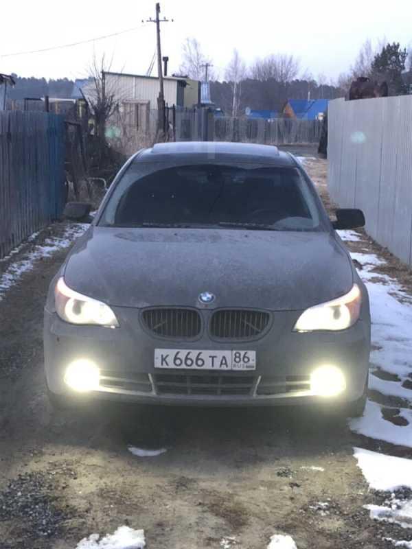 BMW 5-Series, 2005 год, 730 000 руб.