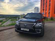 Lexus LX, 2014 г., Кемерово