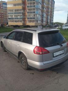 Nissan Wingroad, 2003 г., Омск