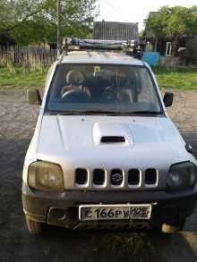 Партизанск Jimny 1999