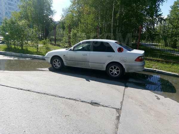 Mazda Capella, 2001 год, 170 000 руб.