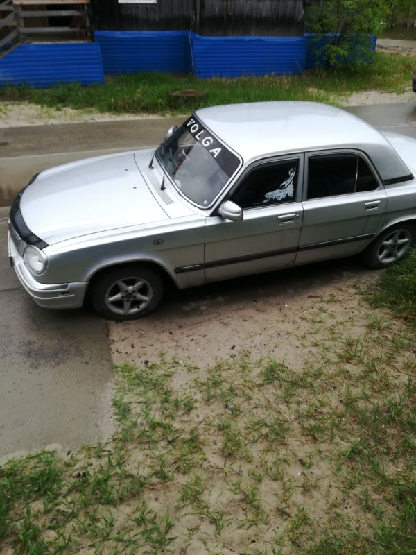 ГАЗ 31105 Волга, 2004 год, 60 000 руб.
