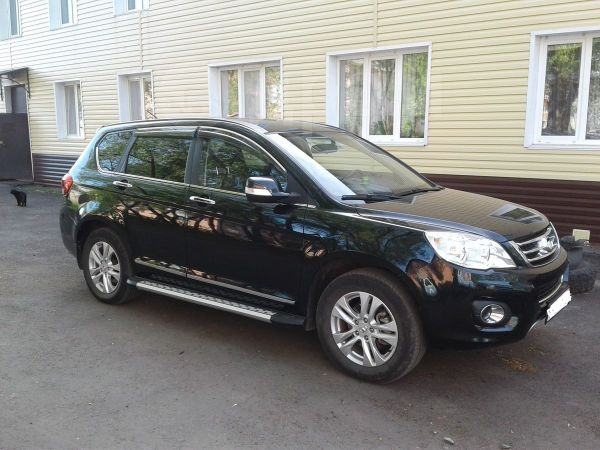 Great Wall Hover H6, 2014 год, 735 000 руб.