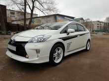 Артём Prius 2011