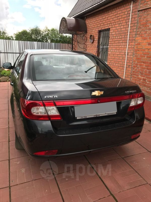 Chevrolet Epica, 2010 год, 420 000 руб.