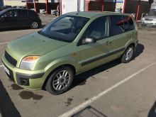 Ford Fusion, 2006 г., Барнаул