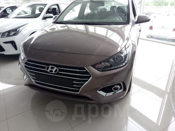 Hyundai Solaris, 2018 год, 920 000 руб.