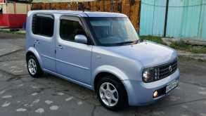 Nissan Cube, 2004 г., Хабаровск