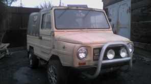 Иркутск ЛуАЗ 1993