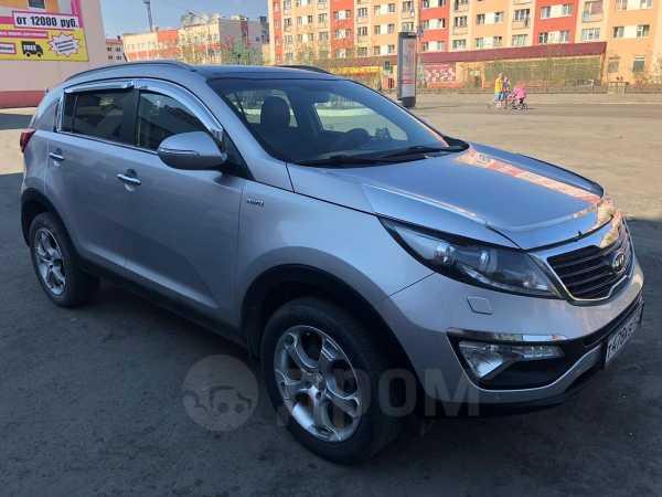 Kia Sportage, 2012 год, 1 050 000 руб.