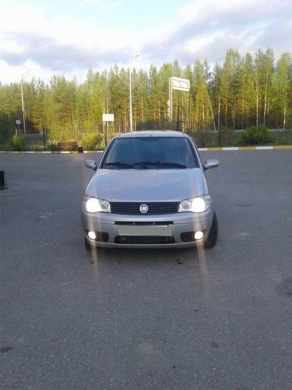 Fiat Albea, 2008 год, 248 000 руб.