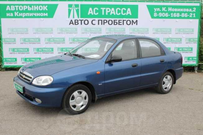 Chevrolet Lanos, 2008 год, 280 000 руб.