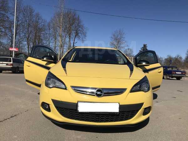 Opel Astra, 2012 год, 449 000 руб.