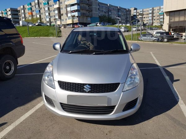 Suzuki Swift, 2013 год, 550 000 руб.
