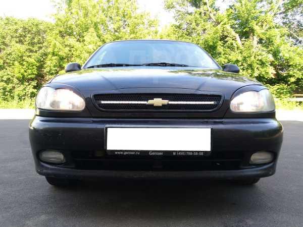 Chevrolet Lanos, 2008 год, 125 000 руб.