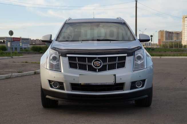Cadillac SRX, 2011 год, 1 040 000 руб.