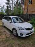 Toyota Corolla Fielder, 2015 год, 755 000 руб.