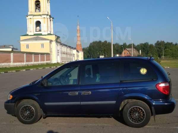 Dodge Caravan, 2005 год, 350 000 руб.