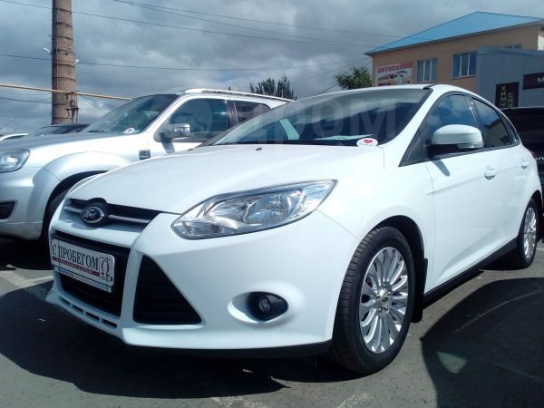 Ford Focus, 2012 год, 497 000 руб.