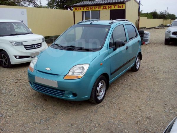 Chevrolet Spark, 2006 год, 228 000 руб.