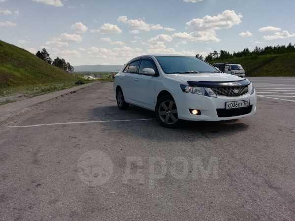 Toyota Allion, 2009 год, 570 000 руб.