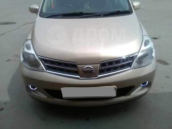 Nissan Tiida Latio, 2010 год, 456 000 руб.