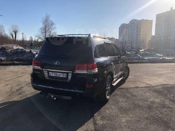 Lexus LX570, 2011 год, 2 490 000 руб.