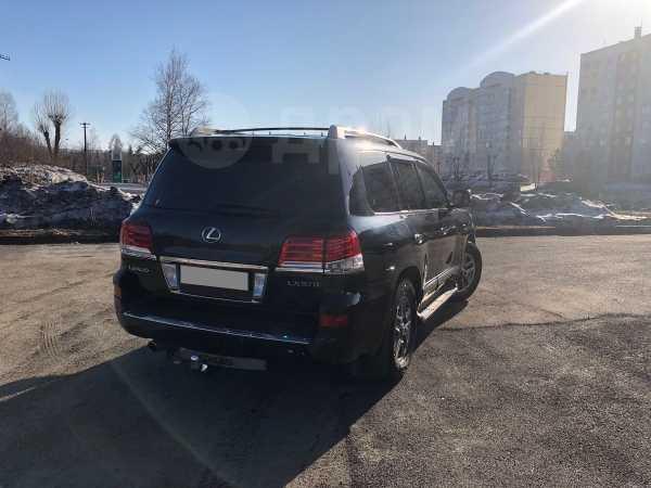 Lexus LX570, 2011 год, 2 890 000 руб.