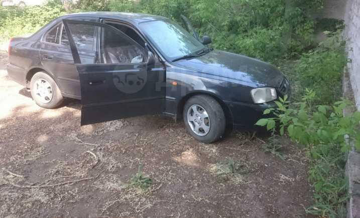 Hyundai Accent, 2011 год, 290 000 руб.