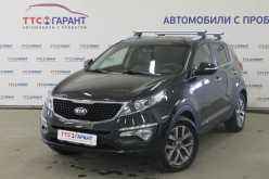 Казань Sportage 2014