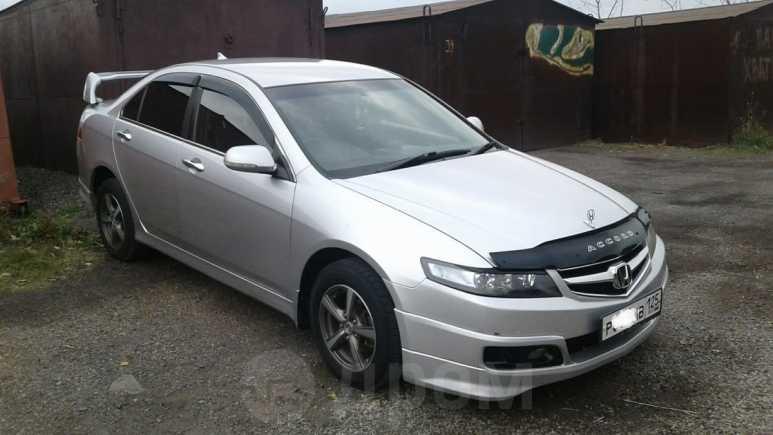 Honda Accord, 2007 год, 570 000 руб.