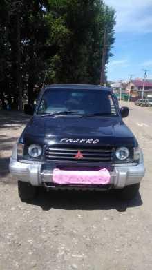 Иркутск Pajero 1991