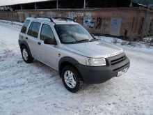 Land Rover Freelander, 2001 г., Красноярск