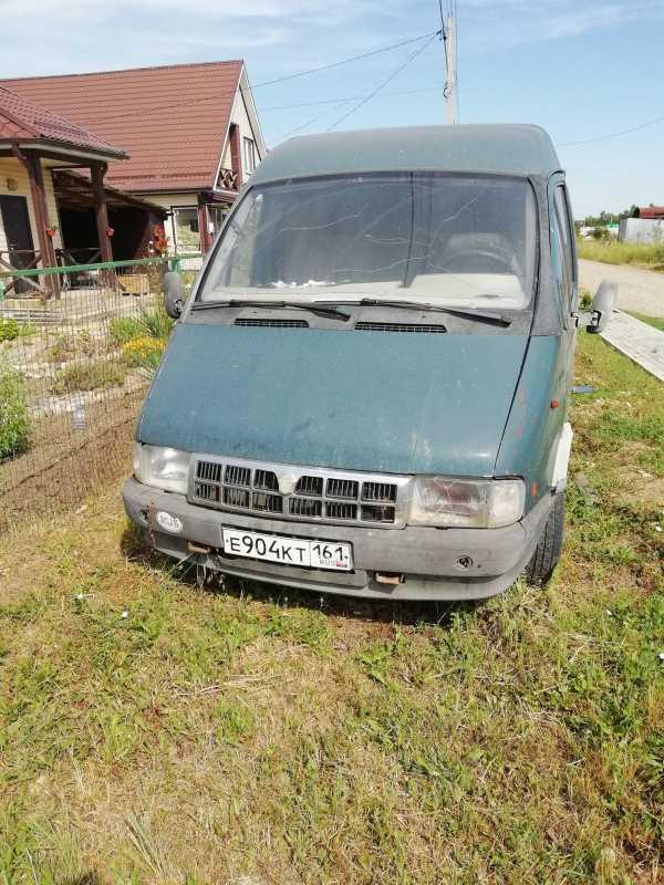 ГАЗ 2217, 2000 год, 70 000 руб.