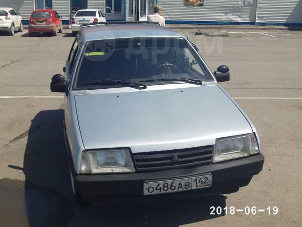 Лада 2109, 2001 год, 66 666 руб.