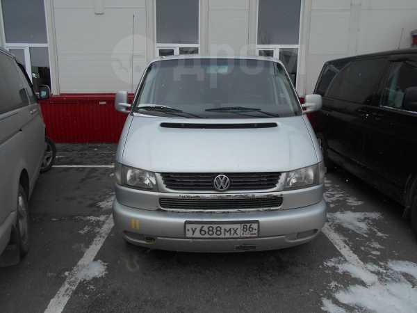 Volkswagen Caravelle, 2003 год, 430 000 руб.