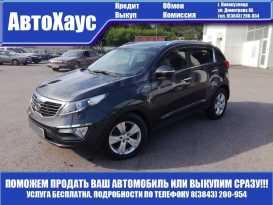 Новокузнецк Sportage 2012