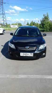 Омск Corolla 2007