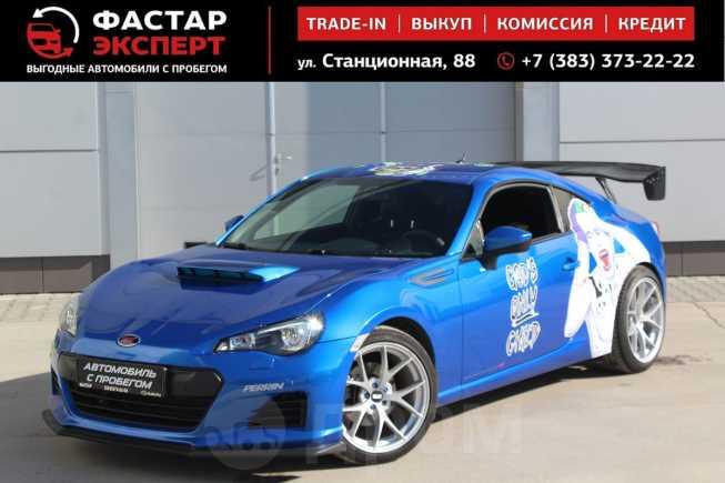 Subaru BRZ, 2012 год, 1 095 000 руб.