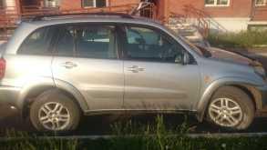 Красноярск RAV4 2003