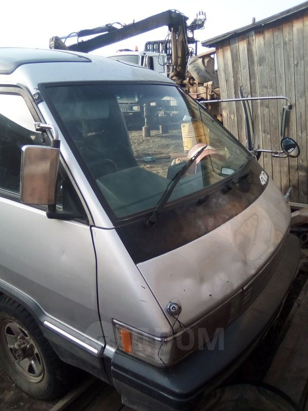 Toyota Town Ace, 1987 год, 80 000 руб.