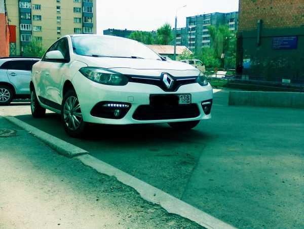 Renault Fluence, 2014 год, 670 000 руб.