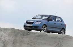 Первоуральск Fabia 2008