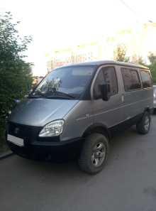 ГАЗ 2217 Баргузин, 2005 г., Тула