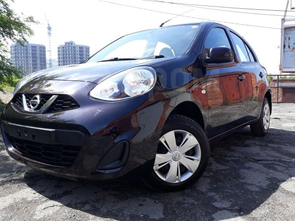 Nissan March, 2016 год, 500 000 руб.